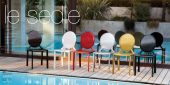 Brands Unico Tables and Chairs, Italy RONDO CHAIRS